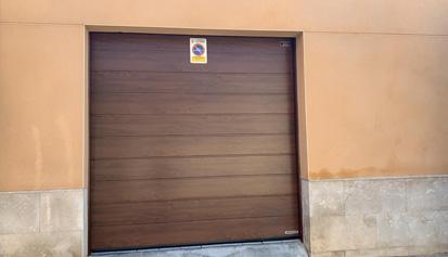 Puertas Garage LAFMAR