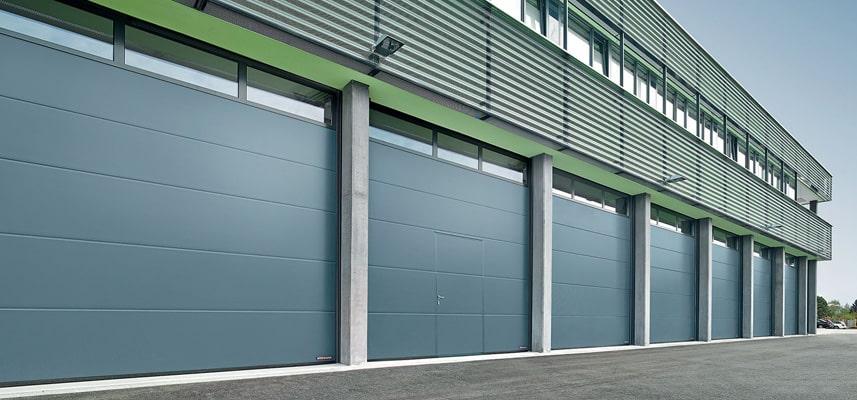 Mantenimiento puertas automáticas