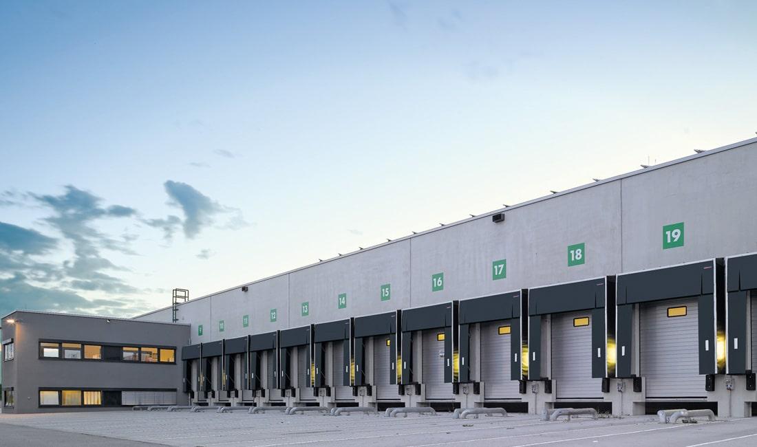 Muelles de carga en Tudela