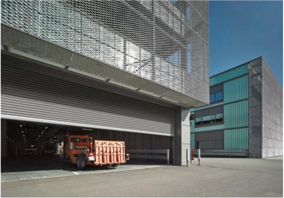Puertas industriales en Navarra