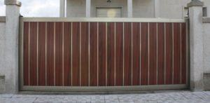 Puertas de Garaje Correderas en Tudela